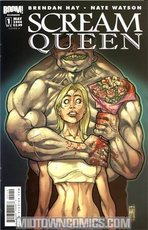 Scream Queen #1 Cover A