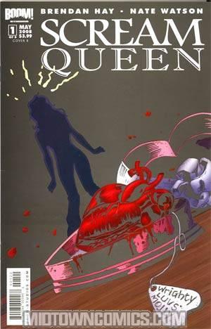 Scream Queen #1 Cover B
