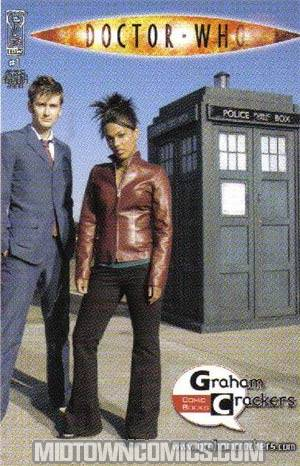Doctor Who Vol 2 #1 Cover C Graham Crackers Comics Variant Edition