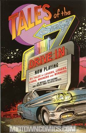Tales Of The Starlight Drive-In GN