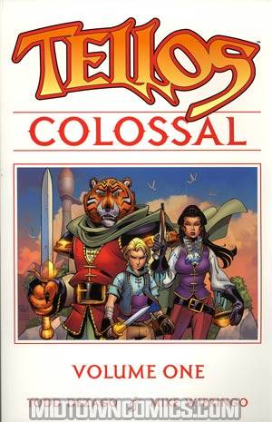 Tellos Colossal Vol 1 TP
