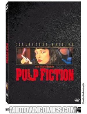 Pulp Fiction Collectors Edition DVD