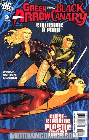 Green Arrow Black Canary #9