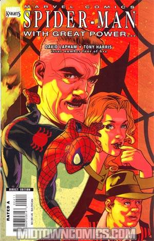 Spider-Man With Great Power #4