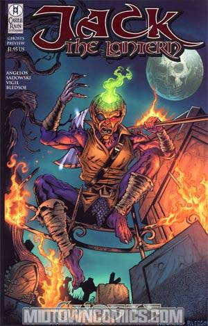 Jack The Lantern Ghosts Preview Regular Cover