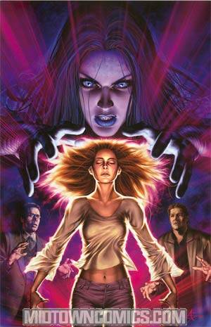 Angel After The Fall #9 Cover D Incentive Alex Garner Virgin Cover