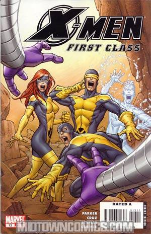 X-Men First Class Vol 2 #13