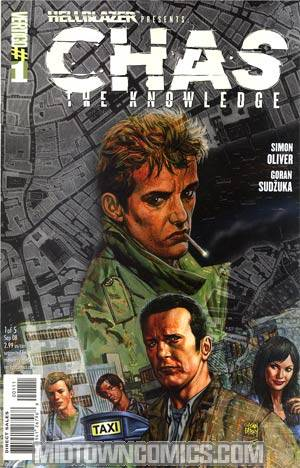Hellblazer Presents Chas The Knowledge #1