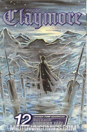 Claymore Vol 12 TP