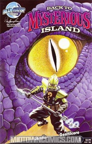 Ray Harryhausen Presents Back To Mysterious Island #1