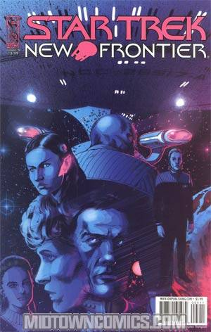 Star Trek New Frontier #5