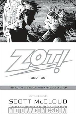 Zot Vol 1 Complete Black And White Collection 1987 To 1991 TP