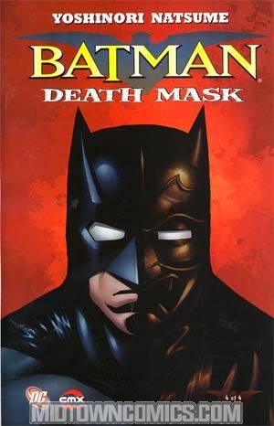 Batman Death Mask #4