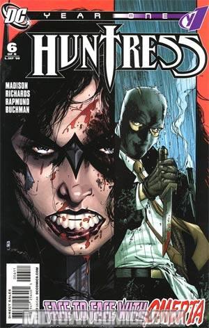 Huntress Year One #6