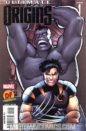 Ultimate Origins #1 Cover F DF Exclusive Howard Chaykin Variant Cover
