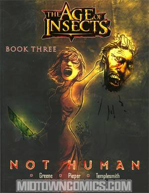 Age Of Insects Not Human #3