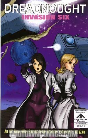 Dreadnought Invasion Six #4
