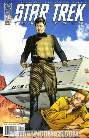 Star Trek Year Four Enterprise Experiment #4