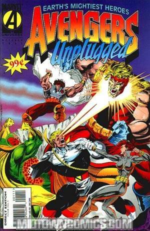 Avengers Unplugged #1