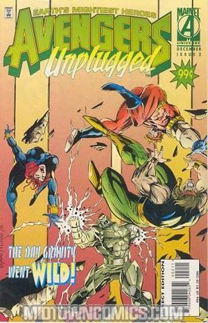 Avengers Unplugged #2