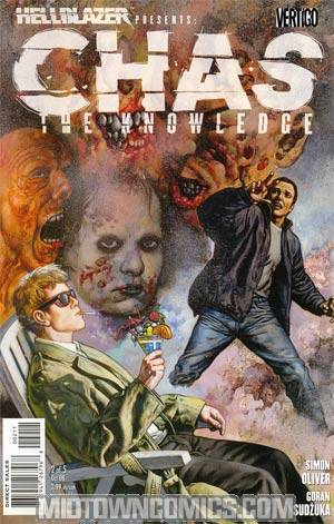 Hellblazer Presents Chas The Knowledge #2