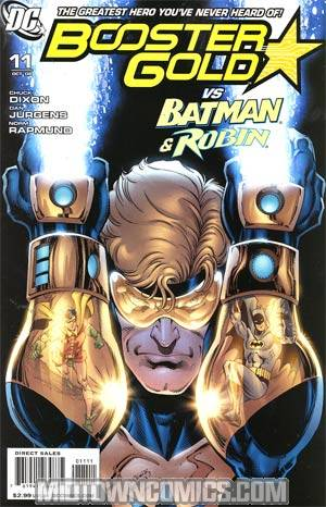 Booster Gold Vol 2 #11