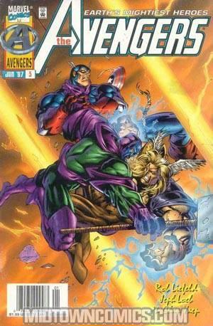Avengers Vol 2 #3