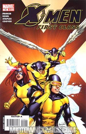 X-Men First Class Vol 2 #15