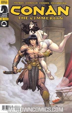 Conan The Cimmerian #2