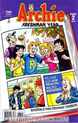 Archie #588