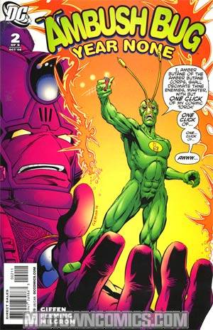 Ambush Bug Year None #2