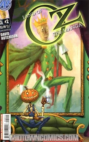Land Of Oz Manga #2
