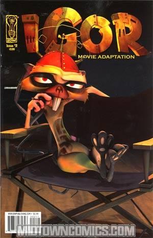 Igor Movie Adaptation #2