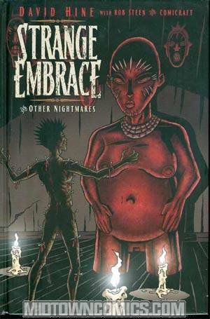 Strange Embrace And Other Nightmares HC