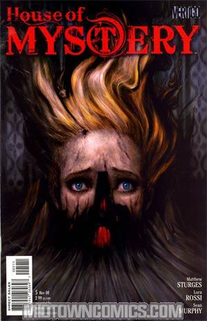 House Of Mystery Vol 2 #5