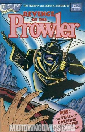 Revenge Of The Prowler #3