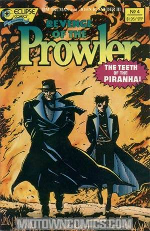 Revenge Of The Prowler #4