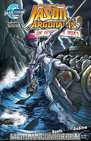 Jason & The Argonauts Kingdom Of Hades #2 Cvr C Rantz