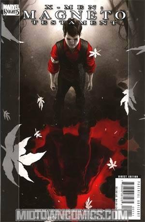 X-Men Magneto Testament #1