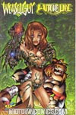 Weaselguy/Witchblade #1 Matsuda Cvr