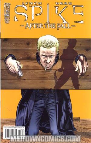 Spike After The Fall #3 Regular Cover B