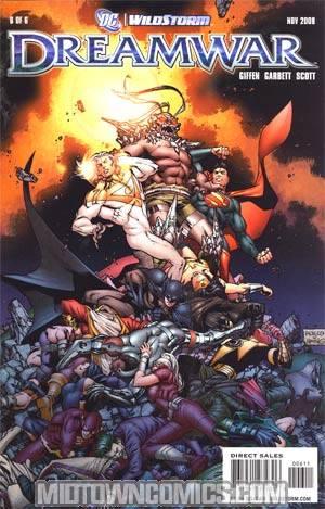 DC Wildstorm Dreamwar #6