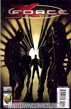 X-Force Vol 3 #7