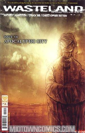 Wasteland (Oni Press) #20