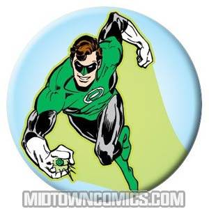 Green Lantern Button (BOY81072BT)