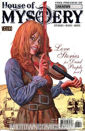 House Of Mystery Vol 2 #6
