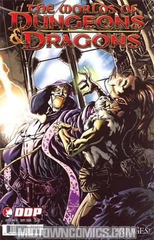 Worlds Of Dungeons & Dragons #4 Cvr A Balan