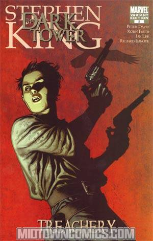 Dark Tower Treachery #2 Cover B Incentive Jim Cheung Variant Cover