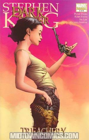 Dark Tower Treachery #2 Cover A Regular Jae Lee Cover