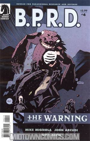 BPRD The Warning #4